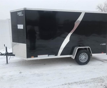 2019 VWLC6X12S12 - LOOK Trailers