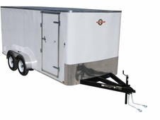 14' Carry On Cargo Trailer