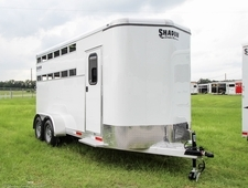 2017 Shadow Stablemate 3H Slats Open Slats 64170STK-3SL-BP