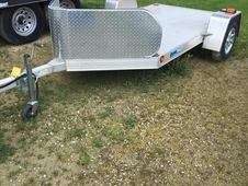 2014 ALCOM MOTORCYCLE TRAILER #8920