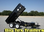 70SR Big Tex Dump Trailer