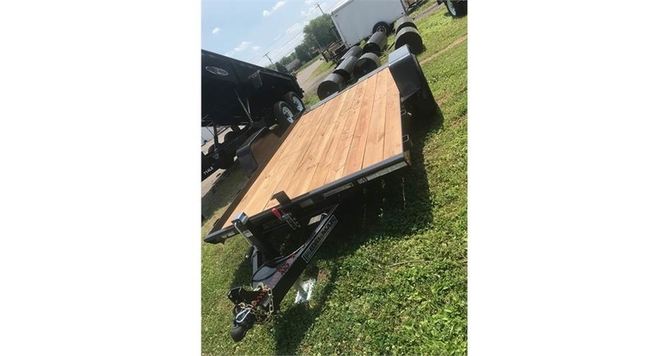 2019 T712-6 Tilt Trailer - Bri-Mar