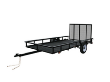 Carry-On 5x8 Utility Trailer