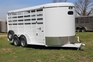 -Cm Stocker 16' Stock Trailer- for sale in United States of America