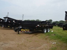 "96""x14' Over the Axle Dump Trailer"