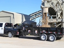 Big Tex Heavy Duty Tandem Gooseneck Dump 16' x 83