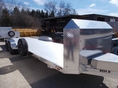 2019 ALUMA 8224H CAR HAULER TRAILER