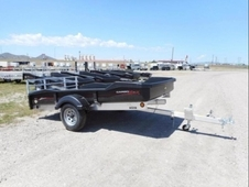 2017 11' Floe Max Utility Trailer