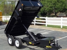 Big Tex 70SR 5x10 Dump