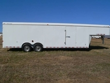 CM Cargo Metro 24' Enclosed Trailer