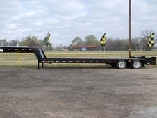 20+3 Lowboy Heavy Equipment Transport