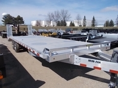 2019 ALUMA 1026-14K EQUIPMENT TRAILER