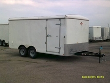 Carry-On 8.5x16 Tandem Axle Cargo