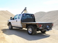 CM RD Steel Rail Side Deluxe Truck Bed