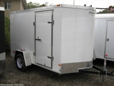 Haulmark Passport 6' Cargo Trailer