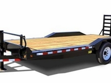 Big Tex 14DF Heavy Duty Drive Over Fender Equipment Hauler