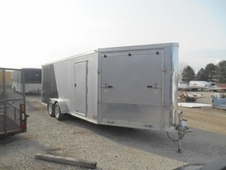2014 BRAVO ASTAT718TA2 SNOWMOBILE TRAILER