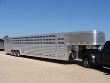 2016 Featherlite 8127 STOCK CATTLE TRAILER STOCK TRAILER CATTLE T...