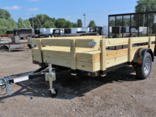 2016 Rugged Terrain 6X10 Trailer