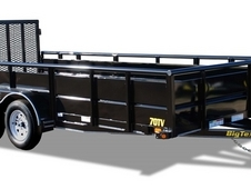 Big Tex Tandem Axle Vanguard Trailer