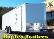 2017 Lark 8.5 Wide Car Haulers, 16ft to 32ft