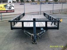 Tiger 20' Tandem Axle Equipment Trailer