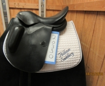 Toulouse Aachen DEMO New Dressage Saddle 18