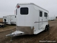 2018 Sundowner Trailers Charter TR SE 2 Horse Trailer SD-74 for sale in United States of America