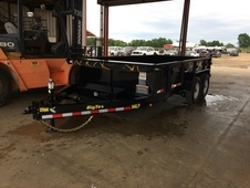 14LP gooseneck trailer