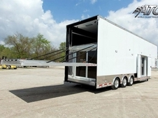 2015 ATC Quest ST305 38ft Enclosed w/8, 000lb Axles QSTAG8538+0-3...