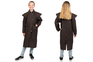 The Children's Drover Coat - Oilskin Western Duster - Full Length for sale