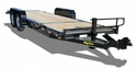 -Big Tex Heavy Duty 22' Tilt Bed Trailer- for sale