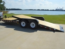 -Big Tex Heavy Duty 22' Tilt Bed Trailer-