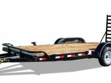 Big Tex 20' x 7' Pro Series Equipment Trailer