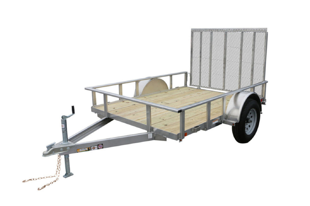 CARRY ON 6X8 ALUMINUM UTILITY TRAILER