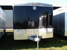 Wells Cargo Road Force 8. 5'x20' Enclosed Trailer w/ Ra...