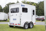 2019 Shadow Stablemate 1H Slant BP Windows All Around 64106W-1SL-BP SKU 20211 for sale