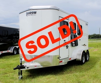 2019 Shadow Stablemate 3H Slant BP Escape Door 64170S-3SL-BP-E  SKU 20207