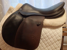 "18.5"" Voltaire Palm Beach Saddle 2016 4AAR"