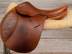 "Absolutely gorgeous 16.5"" 1993 Butet for sale. This saddle is a UNICORN!"