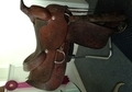 Red River Western Saddle for Sale