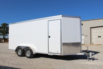 New Used Featherlite Cargo Trailers For Sale Horseclicks