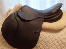"17"" CWD Saddle 2014 2C"