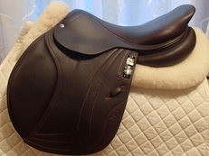 "17"" CWD Full Buffalo Saddle 2014 2L"