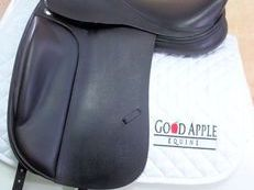 Trustin Custom Dressage Saddle, 19ins Dark Brown, Medium Width Fitting: Ref: 3926-1