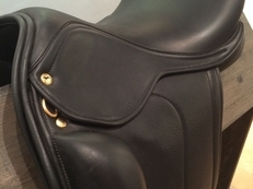Black Country Dressage Saddle