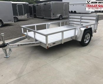 2019 ATC 6X10 Utility Trailer....STOCK # AT-214774