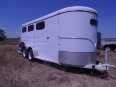 Fantastic Horse Trailer for Sale