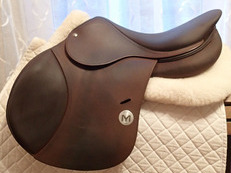 "17"" Meyer Saddle 2013"