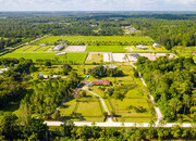 5 ACRES CBS HOUSE & 2 BARNS LOXAHATCHEE GROVES MINUTES TO WEF